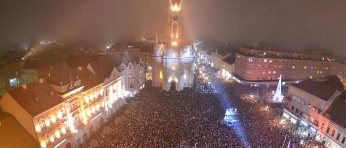 Najbolje lokacije za doček Nove godine u Srbiji