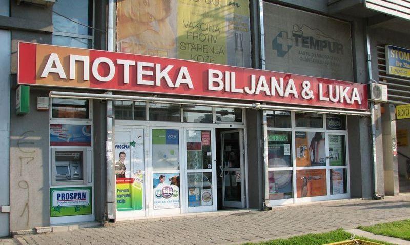 Apoteke - Biljana i Luka