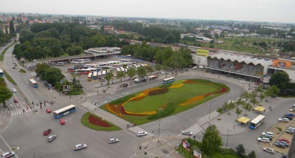 Autobuska stanica - JGSP Novi Sad
