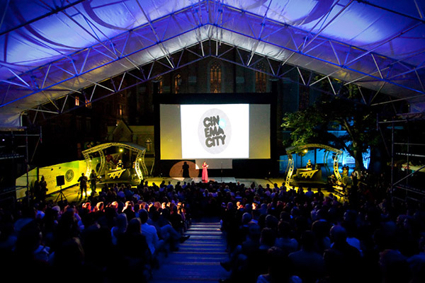 Cinema City - internacionalni filmski festival Novi Sad