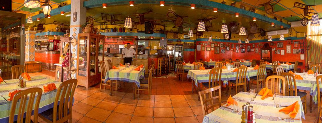Plava frajla - Vojvođanski restoran