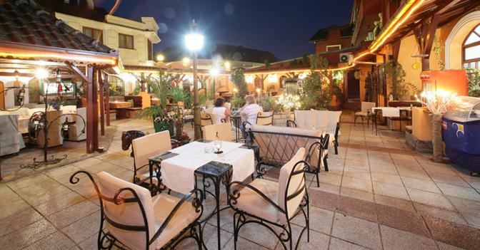 Fontana - restoran sa prenoćištem