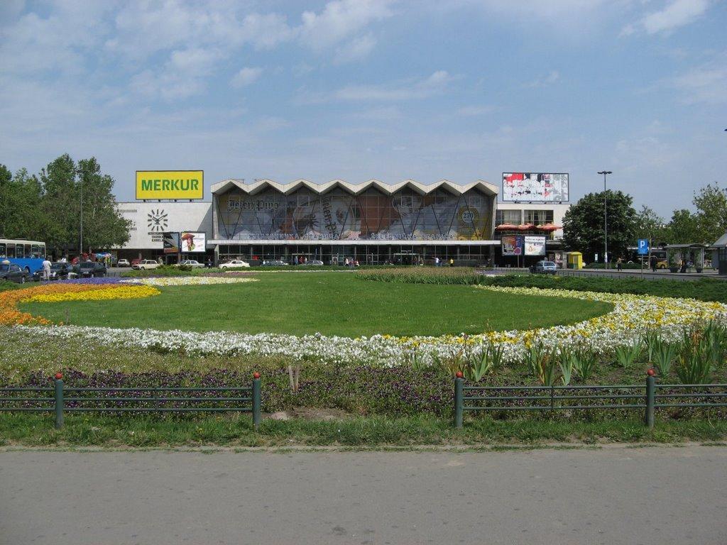 Železnička stanica Novi Sad - Železnice Srbija A.D.