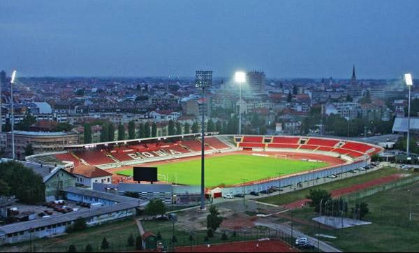 Stadion Karađorđe - FK Vojvodina