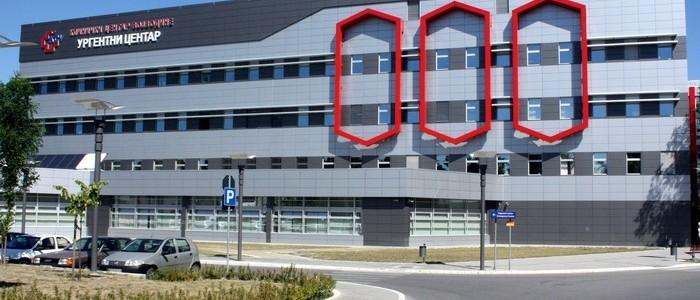 Klinički i Urgentni bolnički centar Vojvodine - Hitna Pomoć