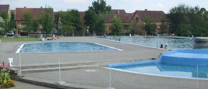 Kompleks Posejdon IN - bazen i tereni za tenis