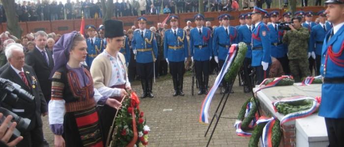 Obeležavanje godišnjice proboja Sremskog fronta