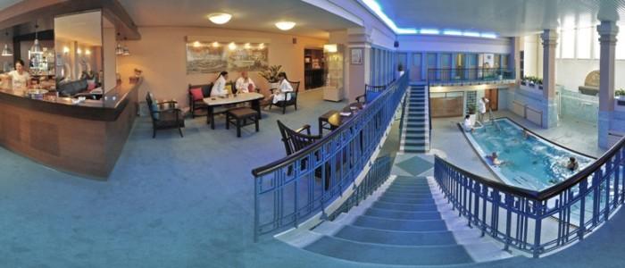 MERKUR, Specijalna bolnica za lečenje i rehabilitaciju, Vrnjačka banja