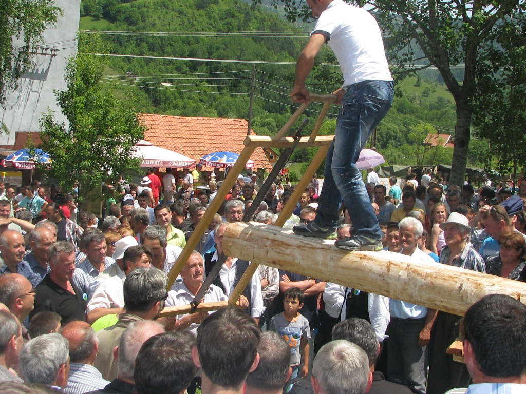 Sеоski višеbој u Јаblаnici