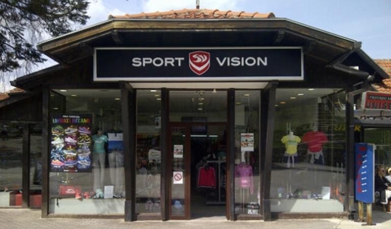 Sport Vision – sportska oprema