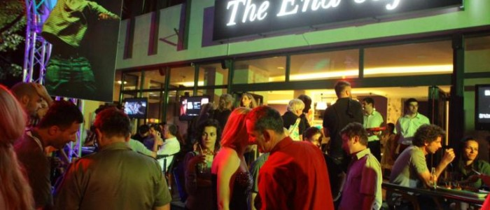 The End cafe - Arena Cineplex