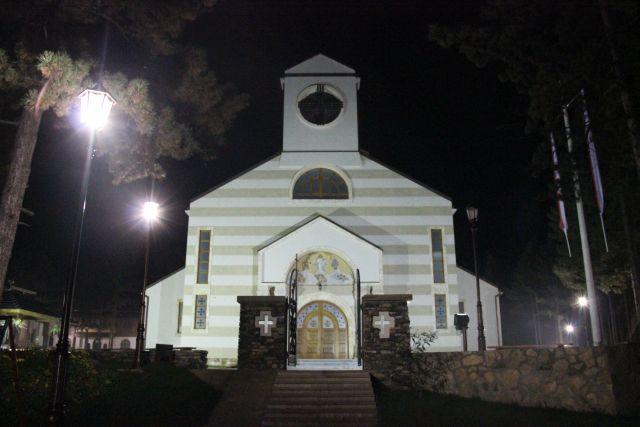 Hram Preobraženja Gospodnjeg na Zlatiboru