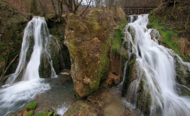 Vodopad u selu Gostilje