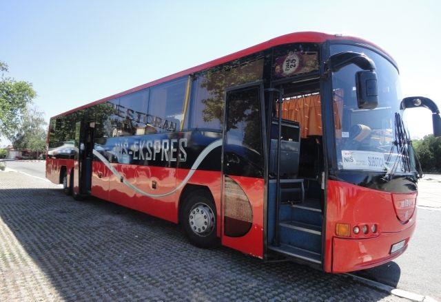 Autobuska stanica - Nis
