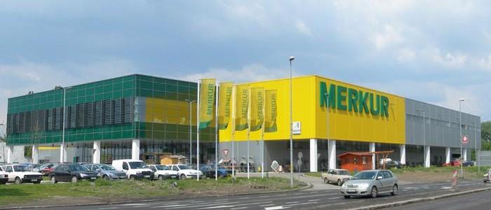 MERKUR Tržni centar Novi Sad