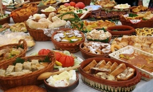 Domaća srpska jela