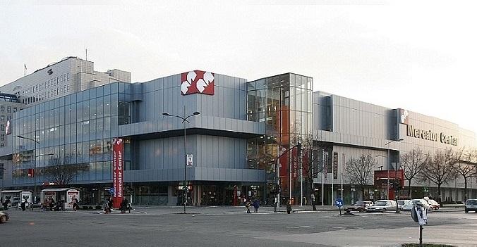 MERCATOR S Tržni centar Novi Sad