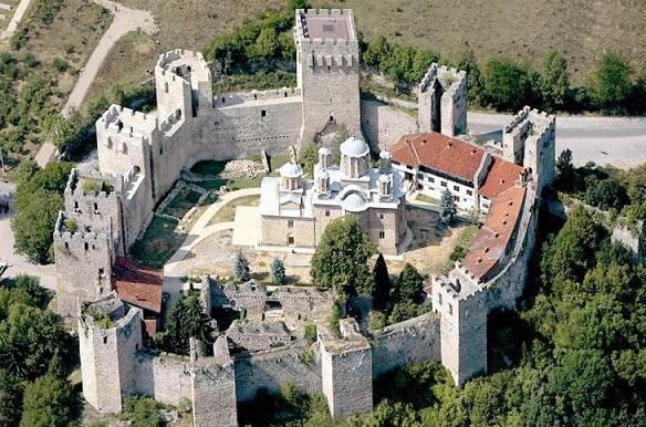 Manasija manastir
