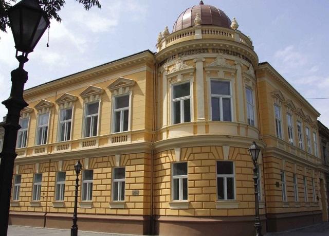 Preparandija - Sombor - sedište prve Srpske učiteljske škole