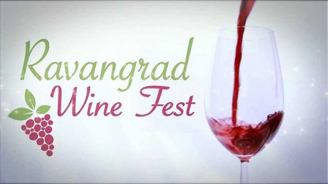 Ravangrad vajn fest (wine fest)