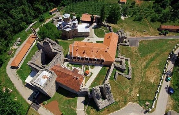 Ravanica manastir