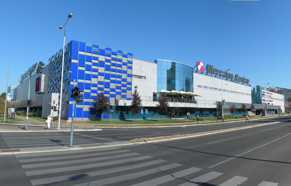Mercator centar Beograd