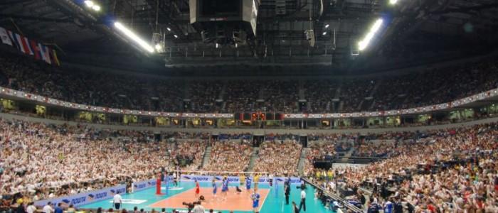 Kombank arena / Beogradska arena