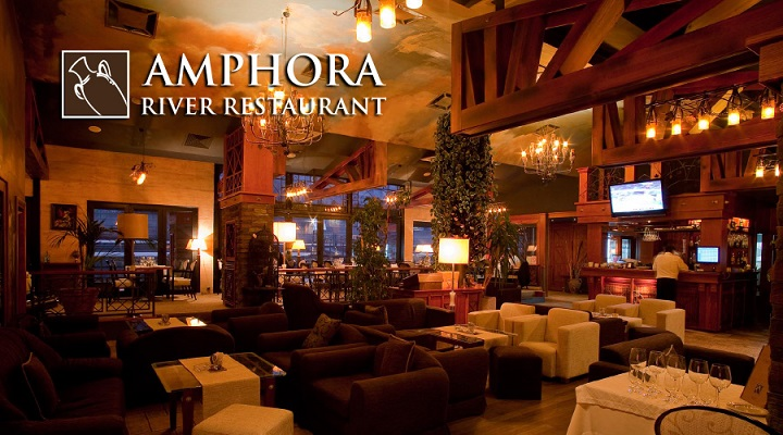 Amfora - restoran splav