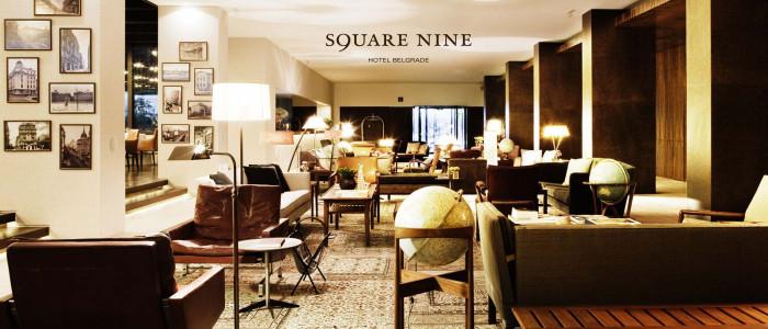 Square Nine Hotel Beograd