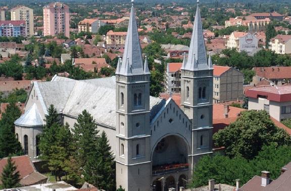 Franjevačka crkva, Subotica