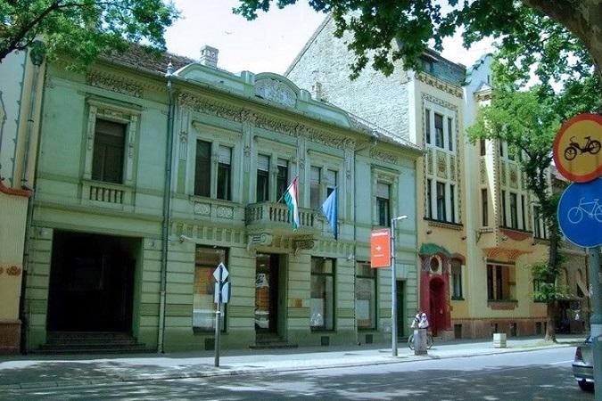 Generalni konzulat Mađarske u Subotici