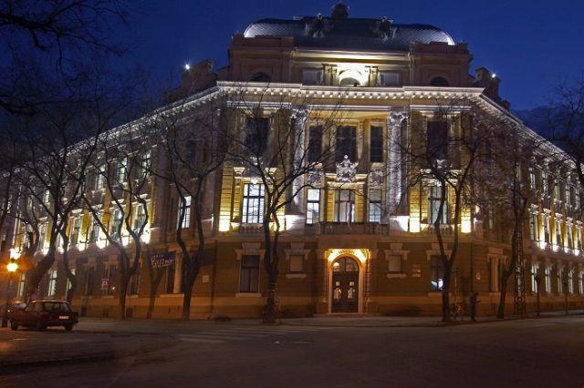 Gimnazija, Svetozar Miletić, Subotica