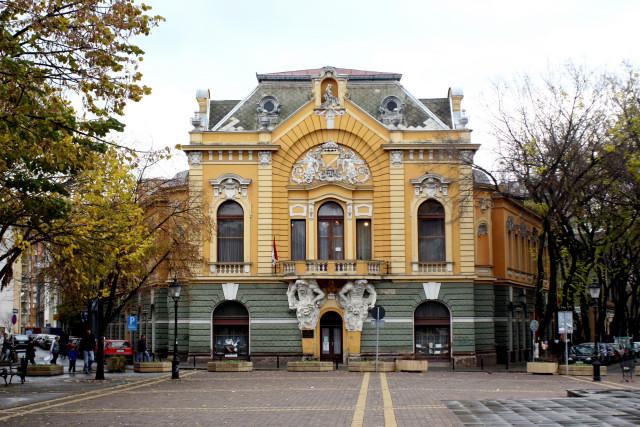 Gradska biblioteka, Subotica
