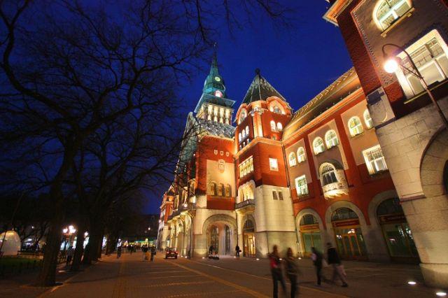 Gradska kuća, Subotica