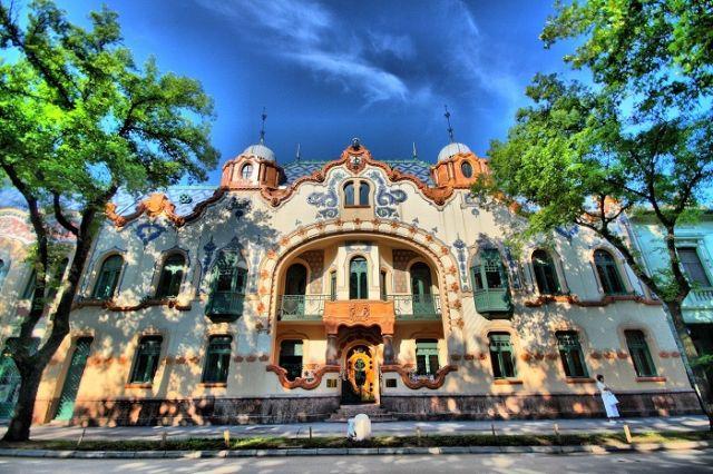 Rajhlova palata, Subotica