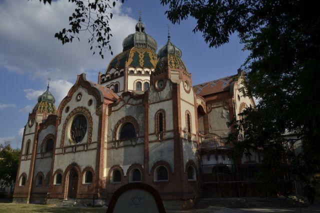 Sinagoga, Subotica