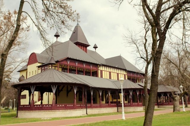 Velika terasa, Palić