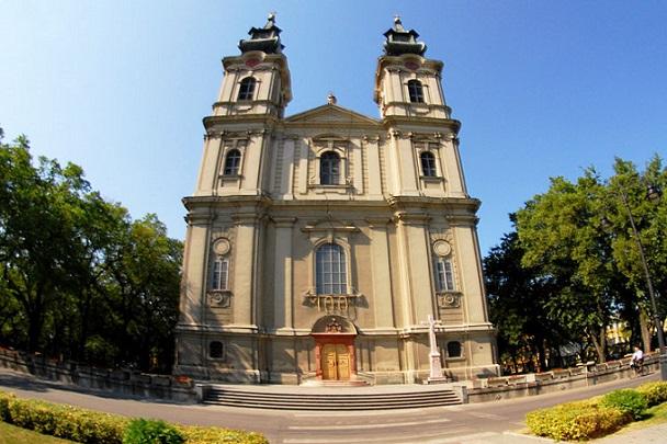 Katedrala, Subotica