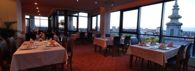 Panorama restoran