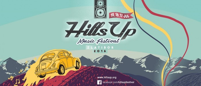 HillsUp festival Zlatibor 15.-17. Jul 2016.