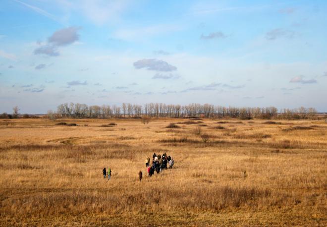 PAŠNJACI VELIKE DROPLJE - Specijalni rezervat prirode